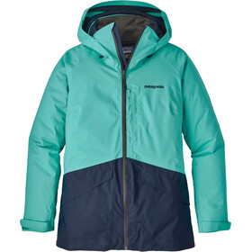 Patagonia W's Insulated Snowbelle Jacket Strait Blue
